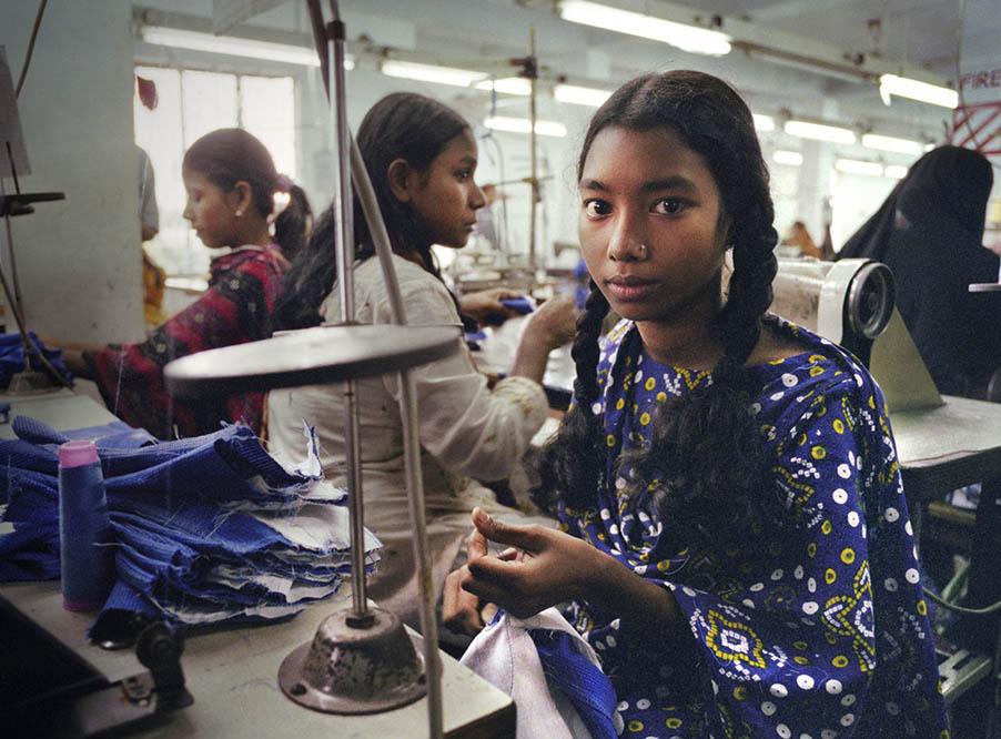 Как понять, что ваша одежда создана без рабского труда?