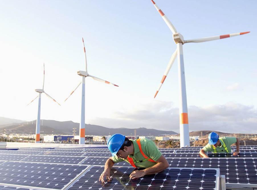 Почему глобальные корпорации инвестируют «чистую» энергию