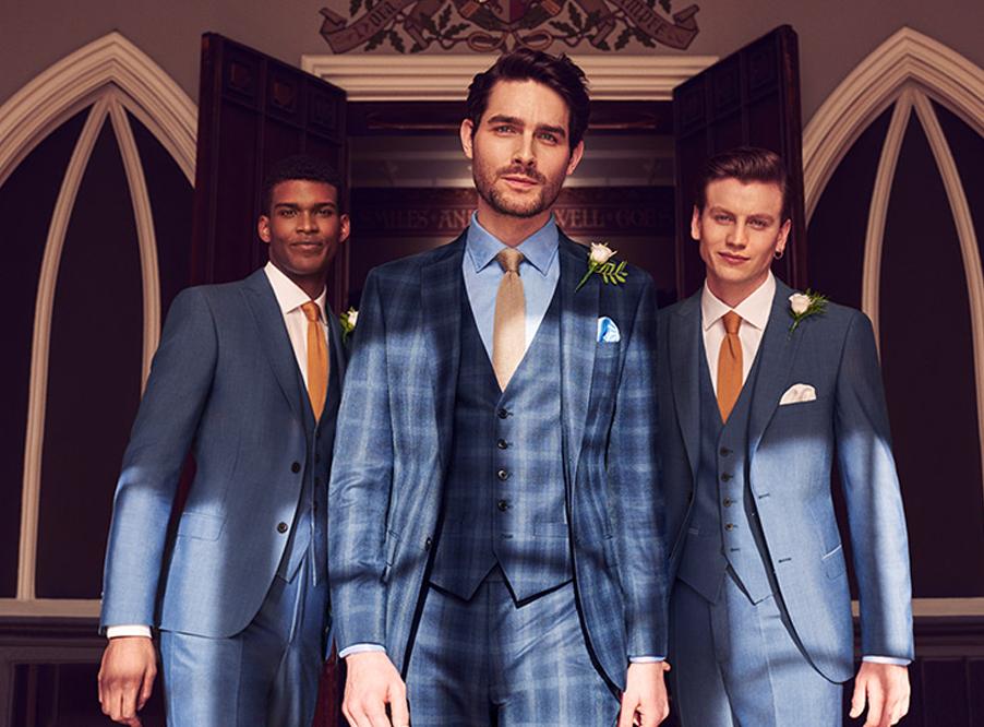 Свадебный костюм — слишком дорогое удовольствие, чтобы покупать его