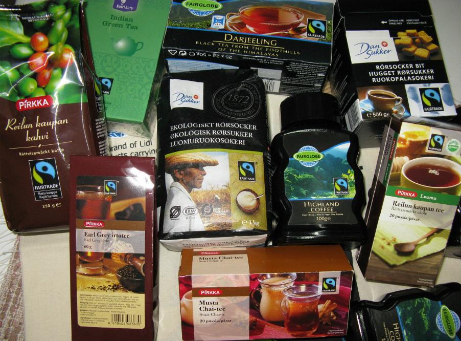 Все больше производителей проходят сертификацию FairTrade